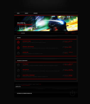 Forum design by slowduck