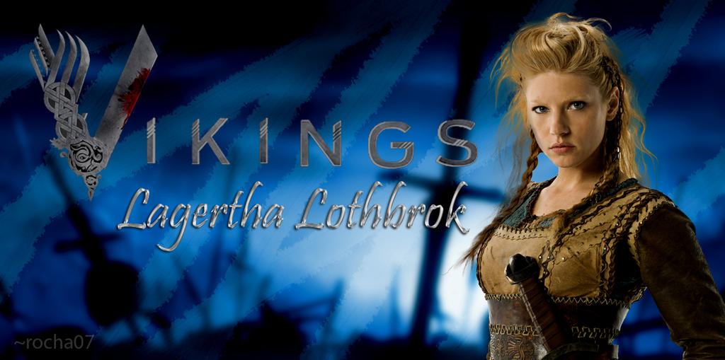 Vikings lagertha wallpaper