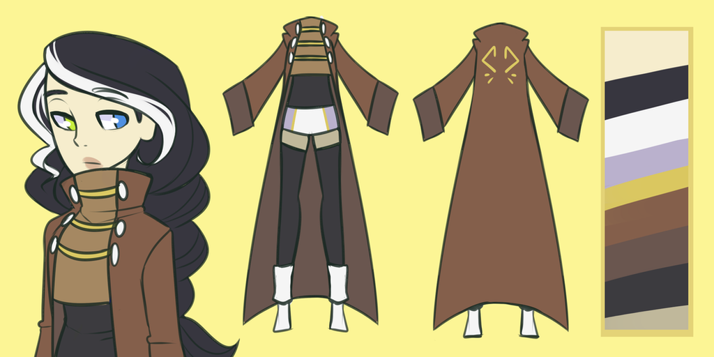 Outfit design - Serolious by Loojiom