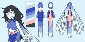 custom : Water fairy