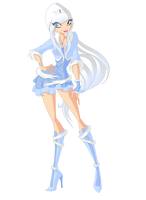 New Winx Oc: Yuki Frost (Season 1)