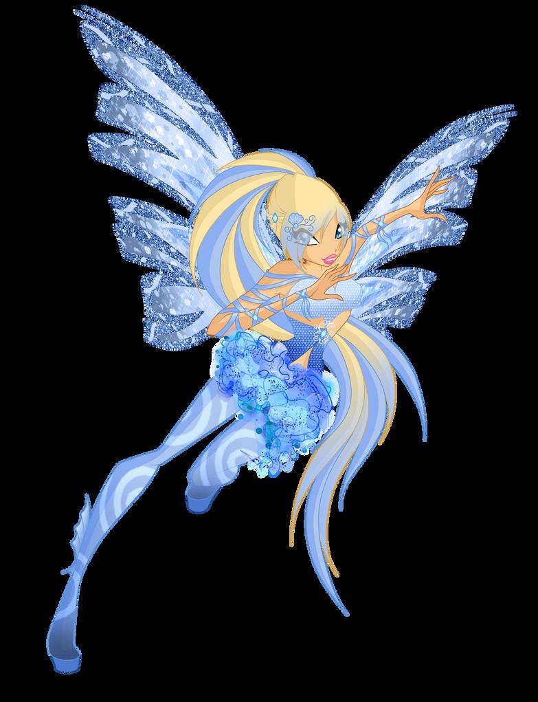 Sahra: Sirenix by xXDiamondStarXx