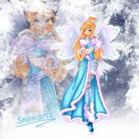 Com - Kalea Snowarix by xXDiamondStarXx
