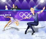 [Winx Oc's] Flying on the ice ~