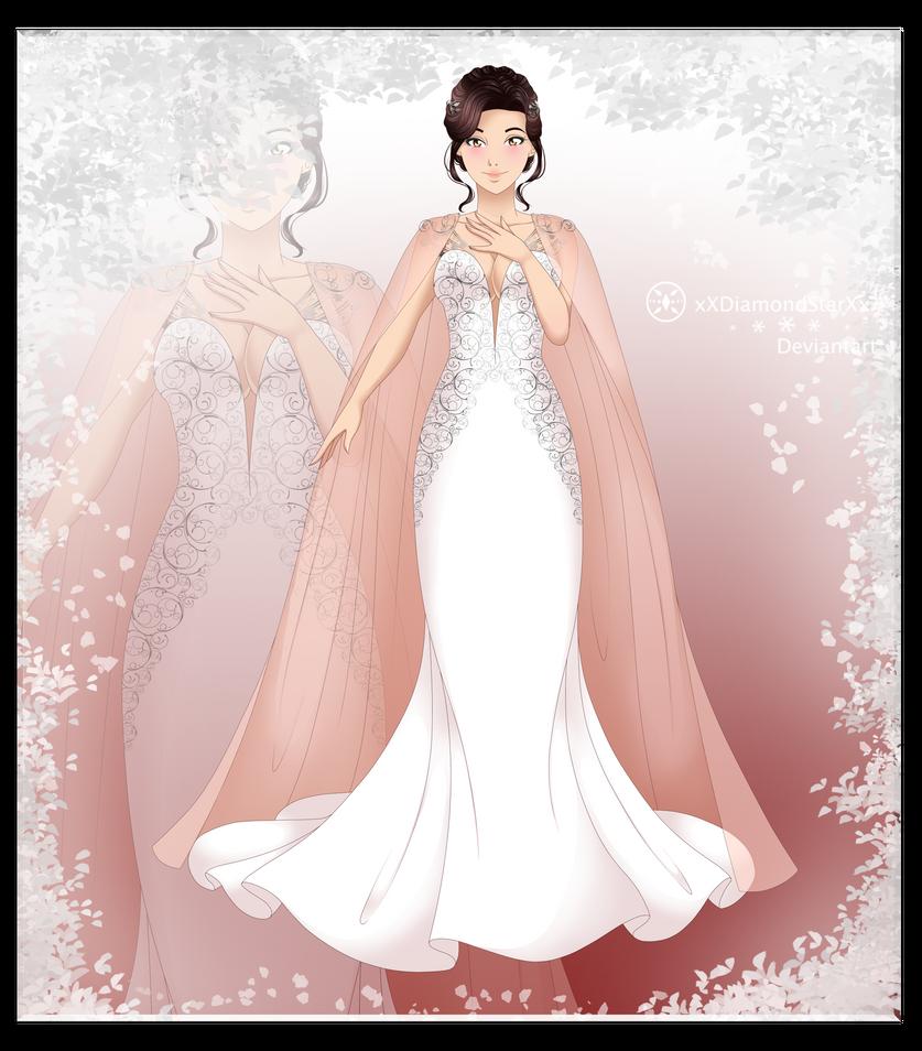YCH] - Akira Wedding Dress by xXDiamondStarXx on DeviantArt