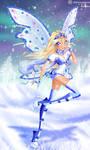 [Winx Oc] Winter Dream by xXDiamondStarXx