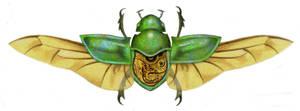 Beetle- orig. art for Across..