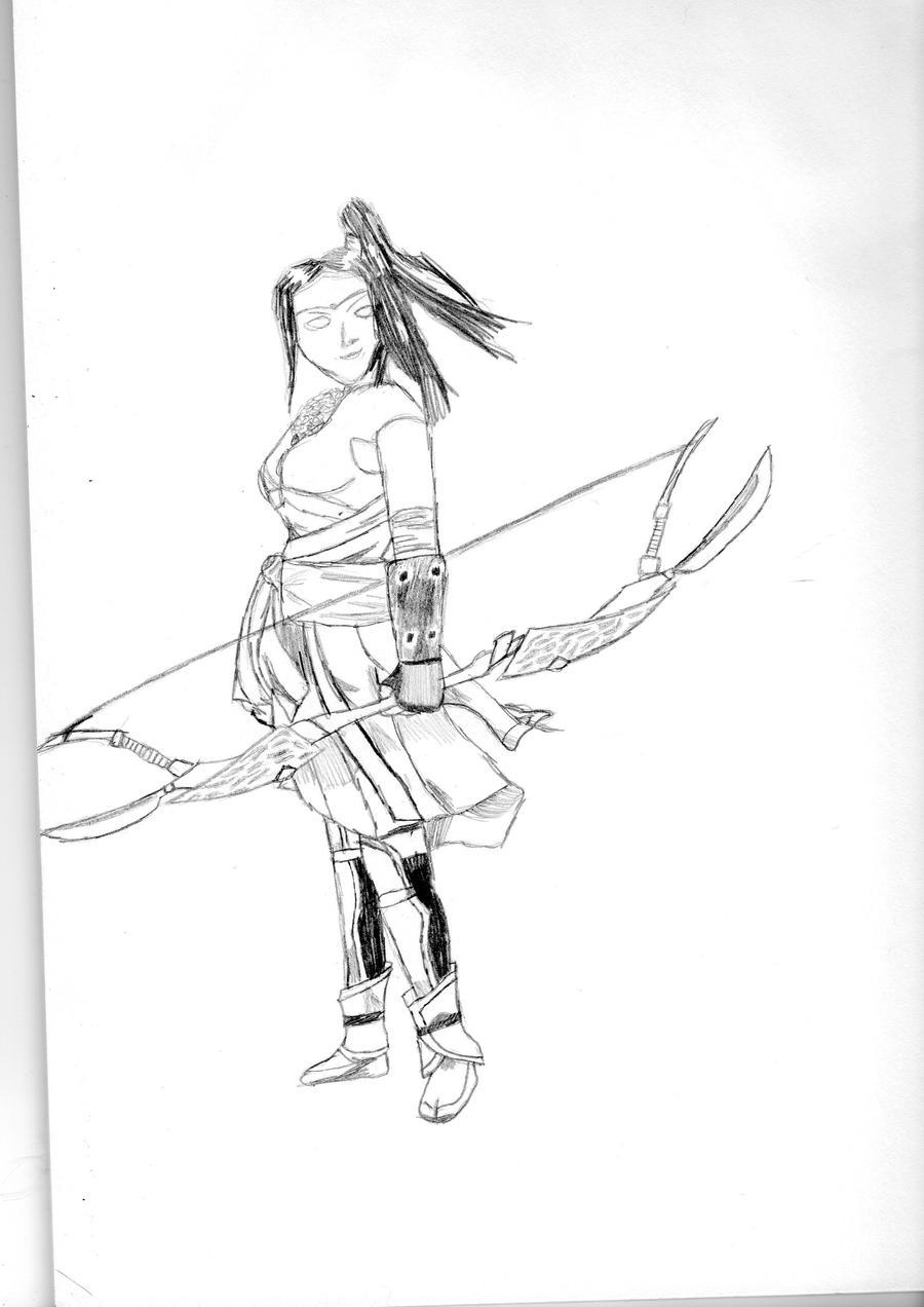 Samurai warriors inahime hentai cartoon picture