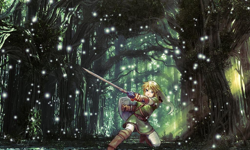Devil's Gallery Forest_Knight_by_Miiku_Devil