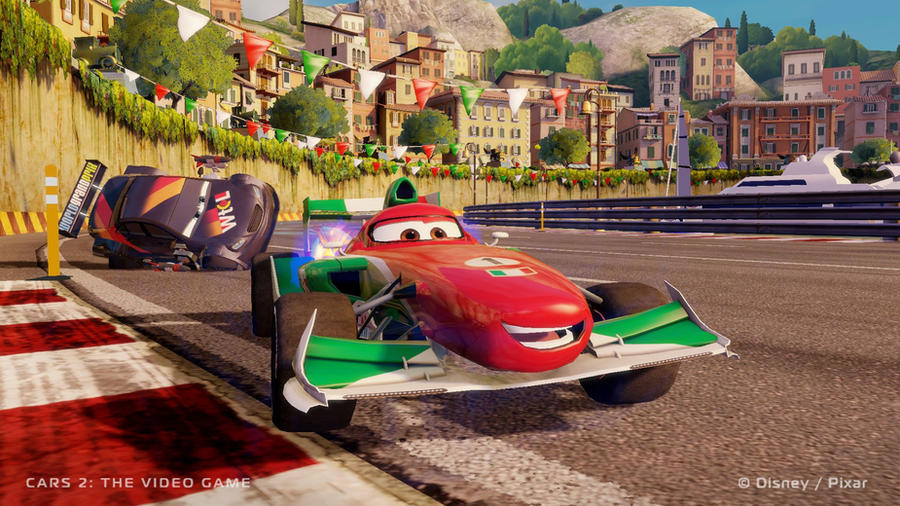 francesco bernoulli by the cars 2 videogame by JeffandLewis on ...