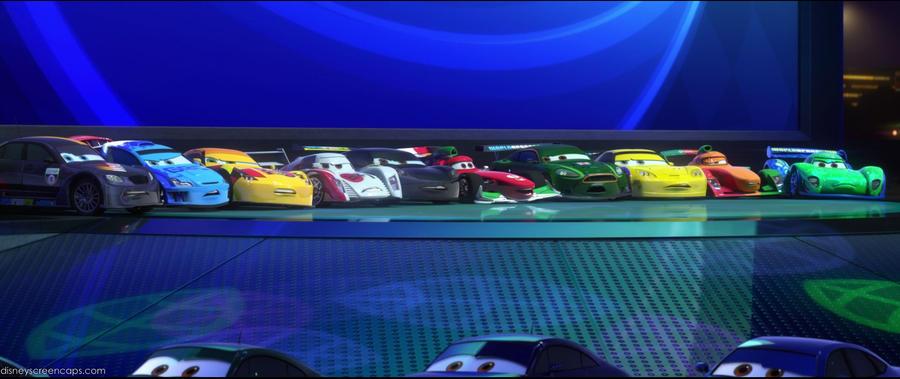 The World Grand Prix Racers By Jeffandlewis On Deviantart