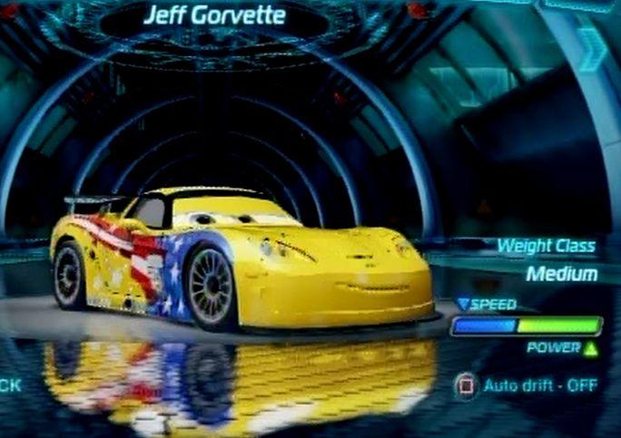 Jeff Gorvette/Gallery | World of Cars Wiki | Fandom powered by Wikia