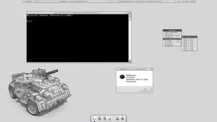 My WINPE desktop. by venomrat88
