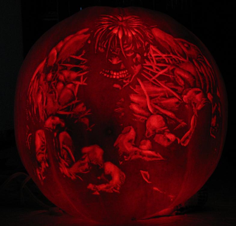 Images about halloween jack o lanterns on pinterest