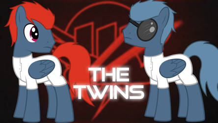 The Factory Twins (Pegasus Device) by BronyDanceParty