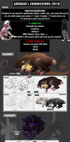 COMMISSIONS SHEET - OPEN