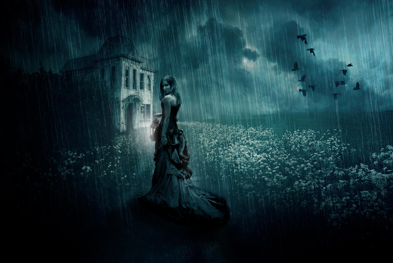 the lady of the night by bcamelier