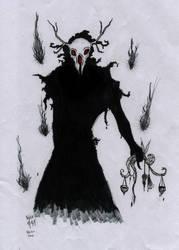 Grimm Fear by dustyportrait