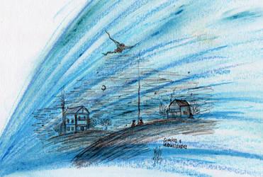 Sonetos e Irrealidades I by dustyportrait