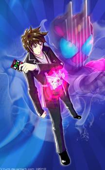 Kamen Rider Decade fanart