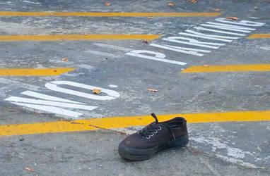 Sneaker No Parking San Francisco 9/19/2016