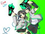 Love Is War Himeka Satsuki