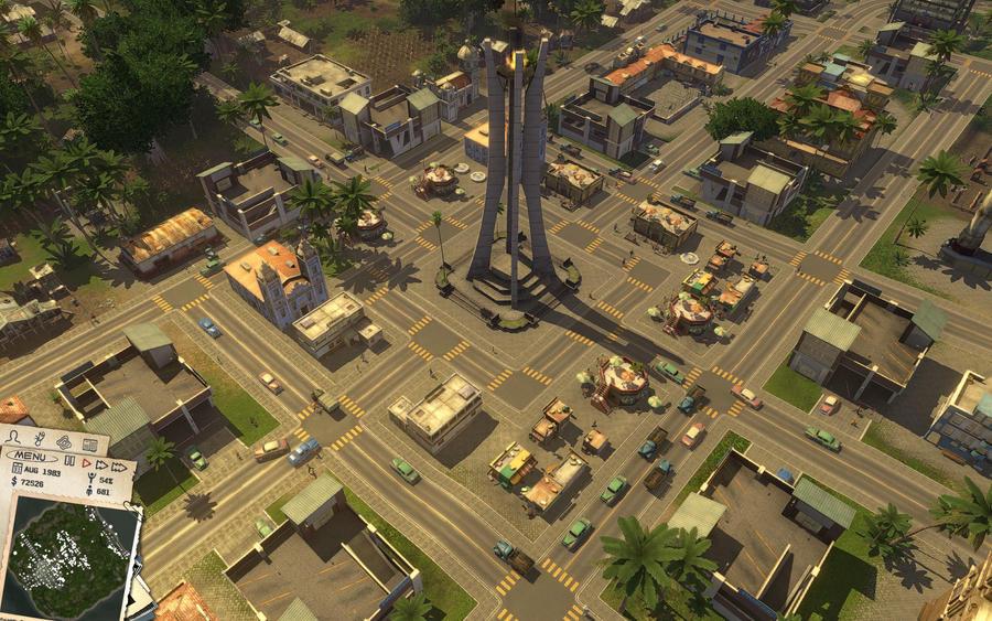 Tropico 3 - Town Centre by alloria-sjg on DeviantArt Tropico 3