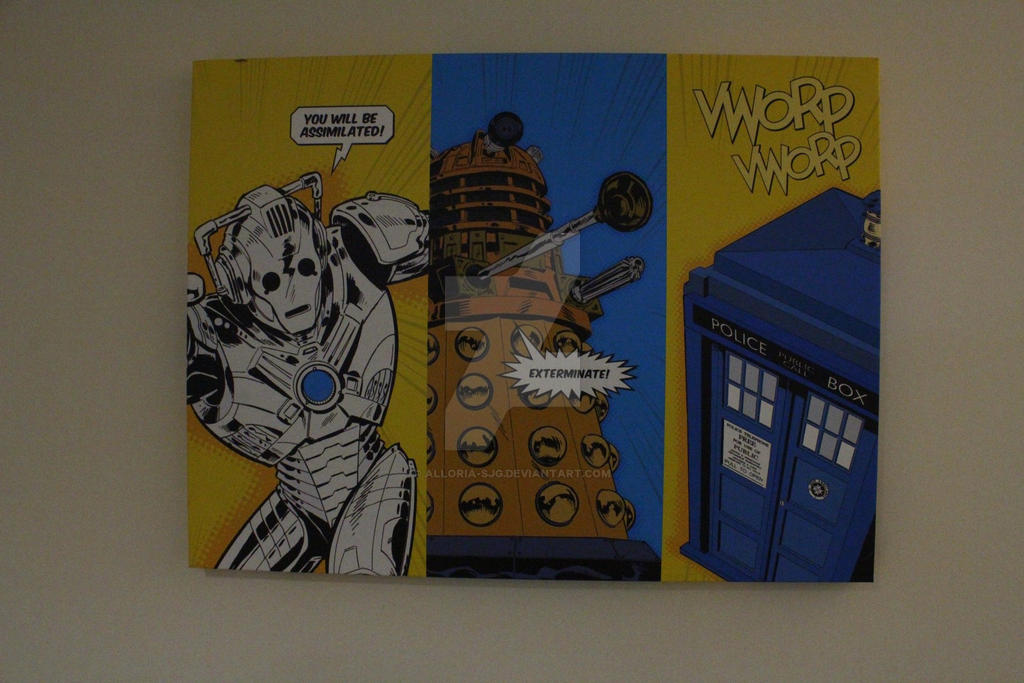 The Doctor Who Experience 92 by alloria-sjg