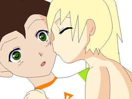 Naked Kiss by Ni14