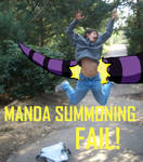 Manda Summoning FAIL
