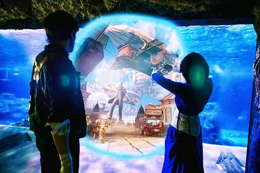 Bioshock Infinite - Into the Rift