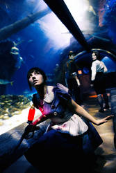 Bioshock Infinite - Little Sister Encounter