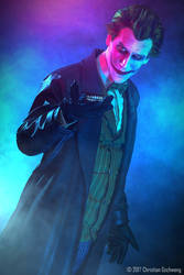 Joker Cosplay by Videros