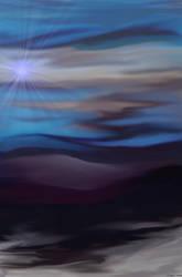 Sun set or Sun rise by TheSnuggleShark