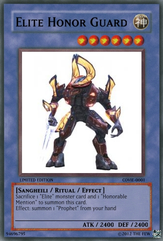 Elite Honor Guard by trfrdavis