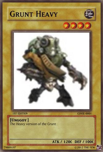 Grunt Heavy by trfrdavis