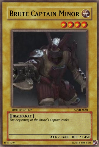 Brute captain Minor by trfrdavis