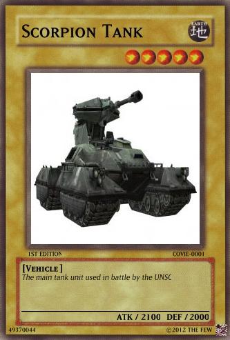 Scorpion Tank by trfrdavis