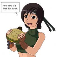 Tifa Sandwich 2 by canime