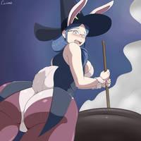 Bunny Witch Ursula