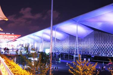 World's Fair - Expo Pavilion by ellipsis87