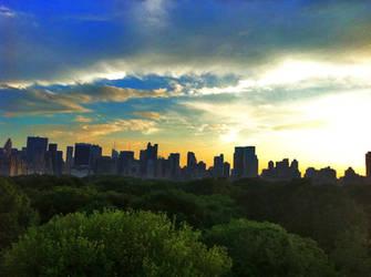 Manhattan by ellipsis87