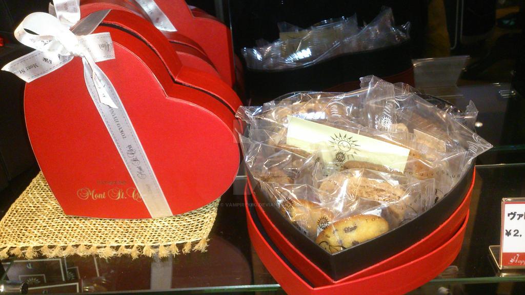 Valentine's Day box by vampirekiki