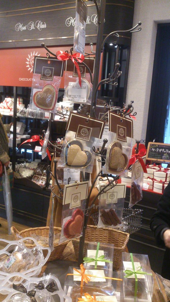 Iron Tree of Cookies@Tokyo by vampirekiki