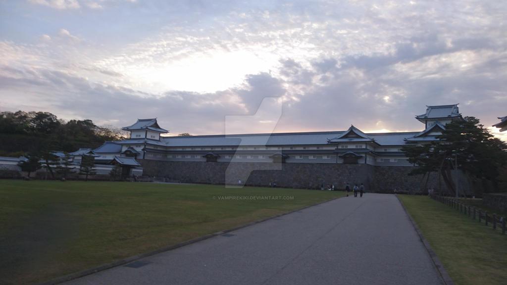 2016 Kanazawa Castle (3) by vampirekiki