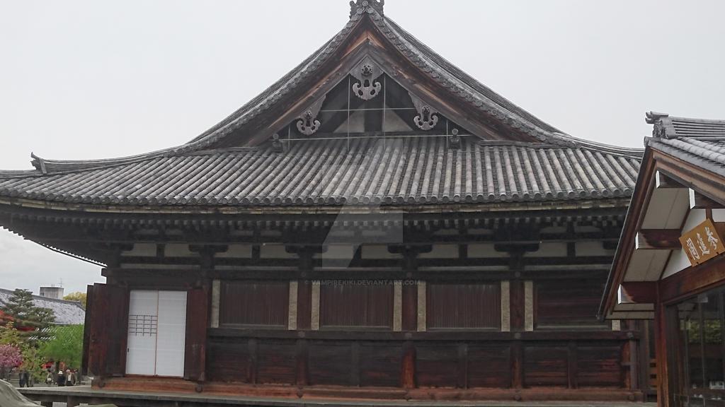Sanjsangen-do,Kyoto, Japan 2016 (3) by vampirekiki