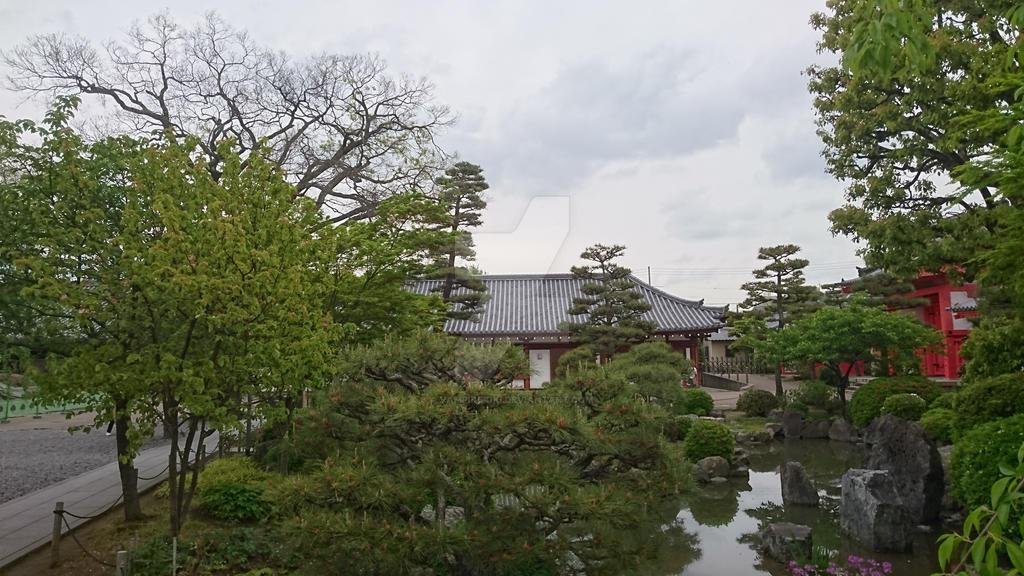 Sanjsangen-do,Kyoto (7) by vampirekiki