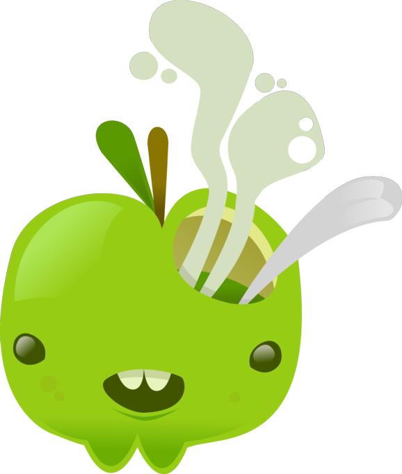 Fruit Soup Logo by Couk