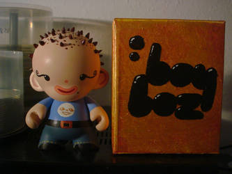 Boy Boz by Couk