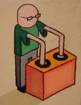 DJ Jonty Bear